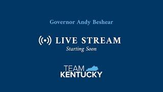 Gov. Andy Beshear -  Media Briefing 1.19.2021