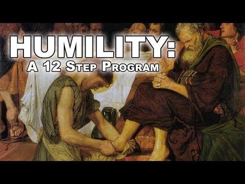 Humility: A 12 Step Program