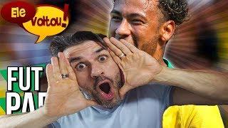 REACT DO PORTUGA - ♫ NEYMAR VOLTOU | Paródia Oh Quem Voltou - Dani Russo e MC Pocahontas