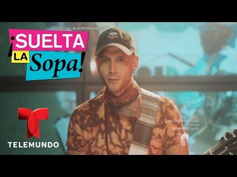 J Balvin desbanca a Luis Fonsi en España | Suelta La Sopa | Entretenimiento