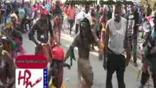 Haiti-Carnaval 2011: Les images du lancement