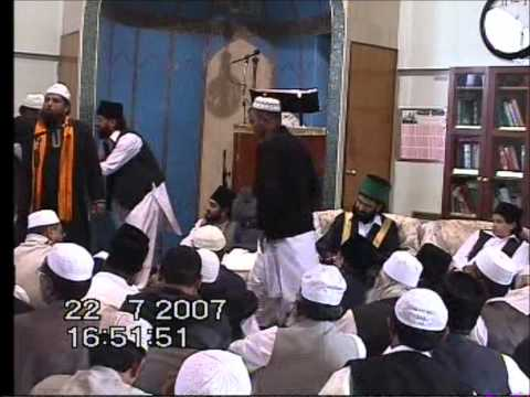 sunni Part 1 Speech By Alama Qazi Mohammed Qamar M...