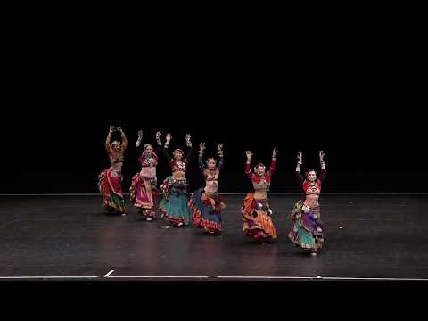 FCBD® Ethnic Dance Festival Audition 2017