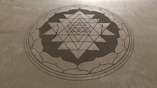 Deva Premal Miten With Manose OM Kumara Mantra Sand Sri Yantra