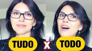 TUDO X TODO - ENTENDA TUDO!