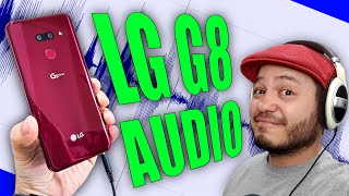 LG G8 ThinQ Audio: The Headphone King and a New Speaker Trick