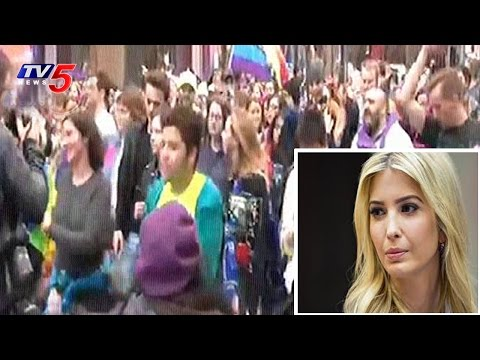 'Dance Protest' Outside Ivanka Trump's Washington DC Home | NRI Edition | TV5 News