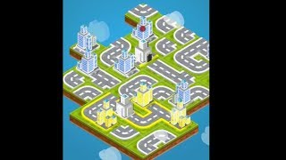 CITY CONNECT 2 HARD GAME LEVEL 1-30 WALKTHROUGH