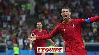 Les tops et les flops de Portugal - Espagne - Foot - CM 2018