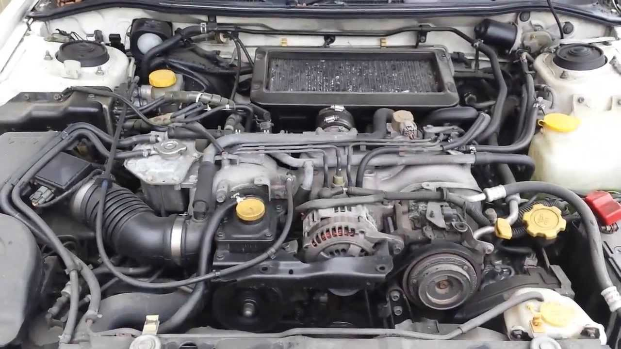 Legacy GT-B For Sale Engine Sound Subaru Legacy - YouTube