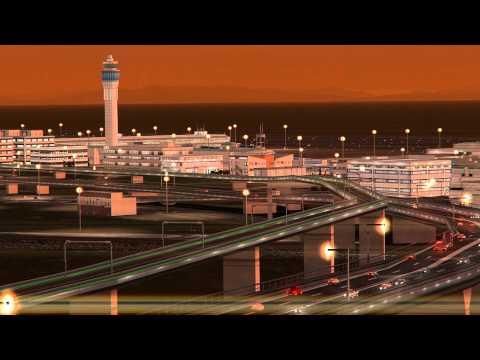 Pacsim | Chūbu Centrair International Airport