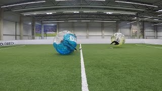 Bubble Ball Soccer CHALLENGE | VB vs. Massi