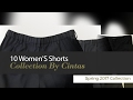 10 Women'S Shorts Collection By Cintas Spring 2017 Collection