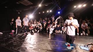 the battle kids 2on2 hip hop battle best 4