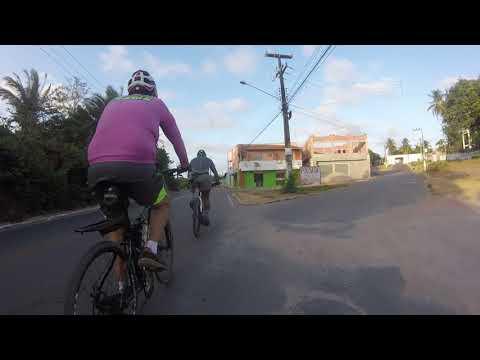 Pedal para a Cidade de Raposa Maranhão