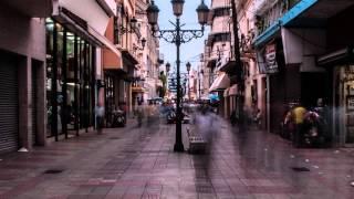 La ciudad que se mueve