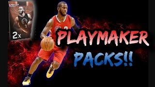 NBA LIVE MOBILE-PLAYMAKER PACK OPENING- ELITE PULL