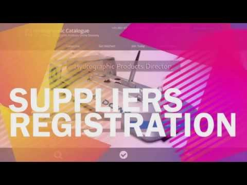 Suppliers Registration
