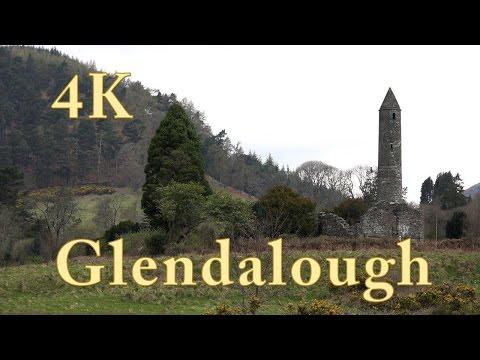 Irland Rundreise Doku, Glendalough Sehenswürdigkeiten in 4K (2/7)