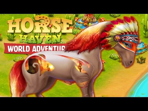 Revealing the Aries II Constellation Horse Family Tree!! • Horse Haven: World Adventures