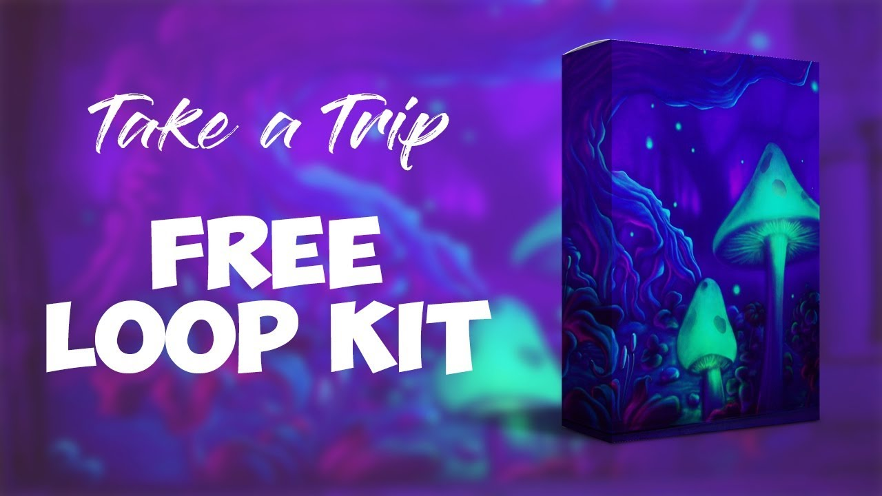 Best Free Trap Loop/Sample Pack 2019 | Take a Trip