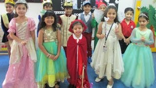 Fairy tale characters come alive and Short Movie at RIMS International School and Junior College