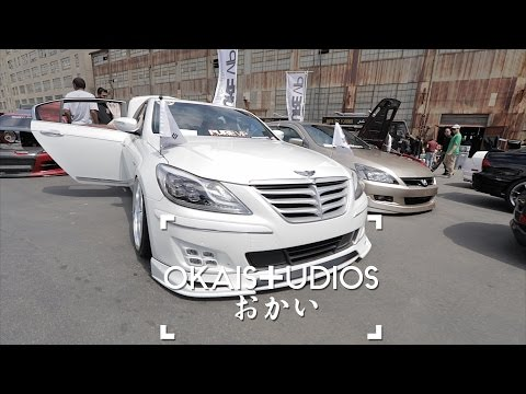2012 Hyundai Genesis Prada from Shaun Hawkins by Okai Studios Full Feature