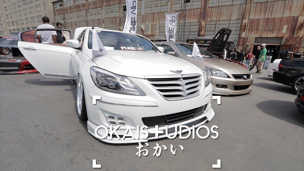2012 Hyundai Genesis Prada from Shaun Hawkins by Okai Studios Full ...