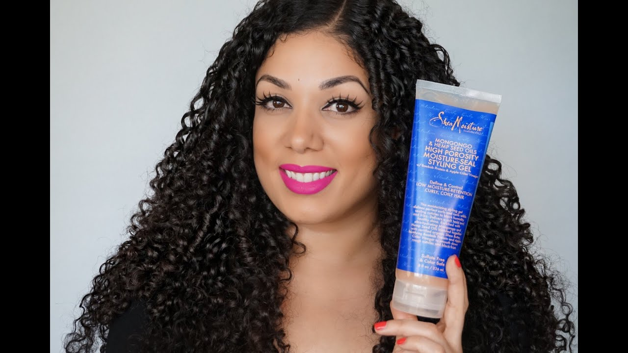 Curly hair product review first impression curly hair curly hair product review first impression curly hair extensions shea moisture porosity gel pmusecretfo Choice Image