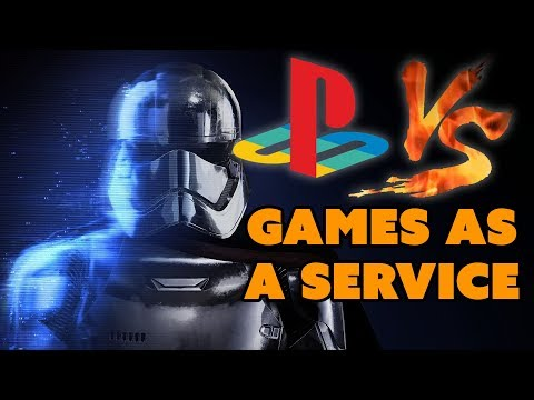 Playstation SLAMS Games as a Service - The Know Game News