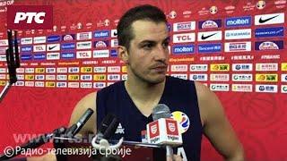 Košarka - SP: Srbija - Argentina 87:97, izjava Bjelice nakon meča