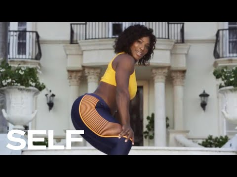 Serena Williams Teaches Us How To Twerk | SELF