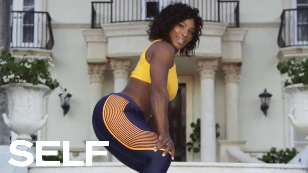 Damn!!! Serena Williams Teaches Us How To Twerk
