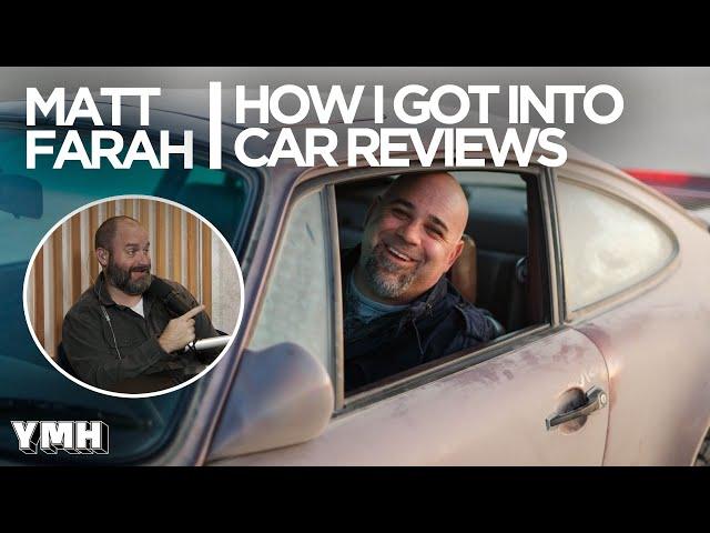 How Matt Farah Got Into Car Reviews   Tom Talks Highlight