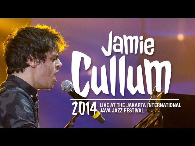 Jamie Cullum Live at Java Jazz Festival 2014