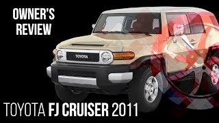 Toyota FJ Cruiser  - Owner