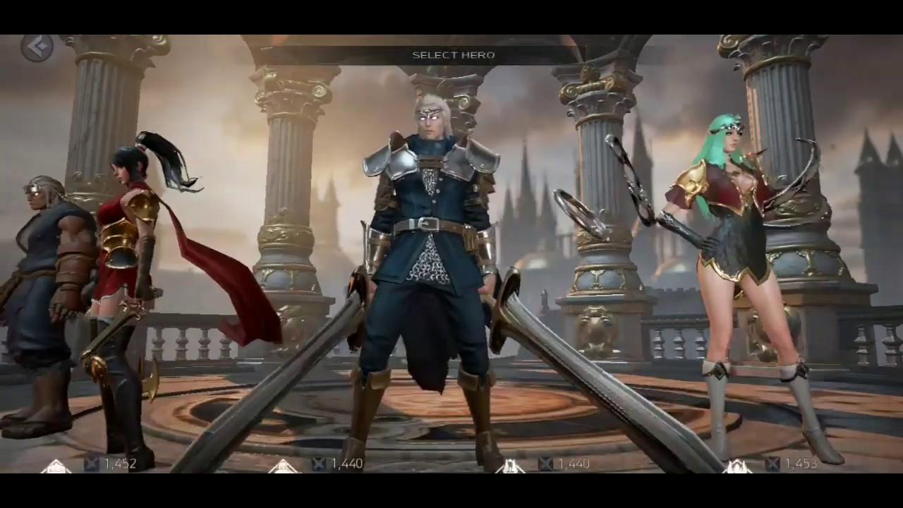 Blade 2 android apk español | Iron Blade Medieval Legends