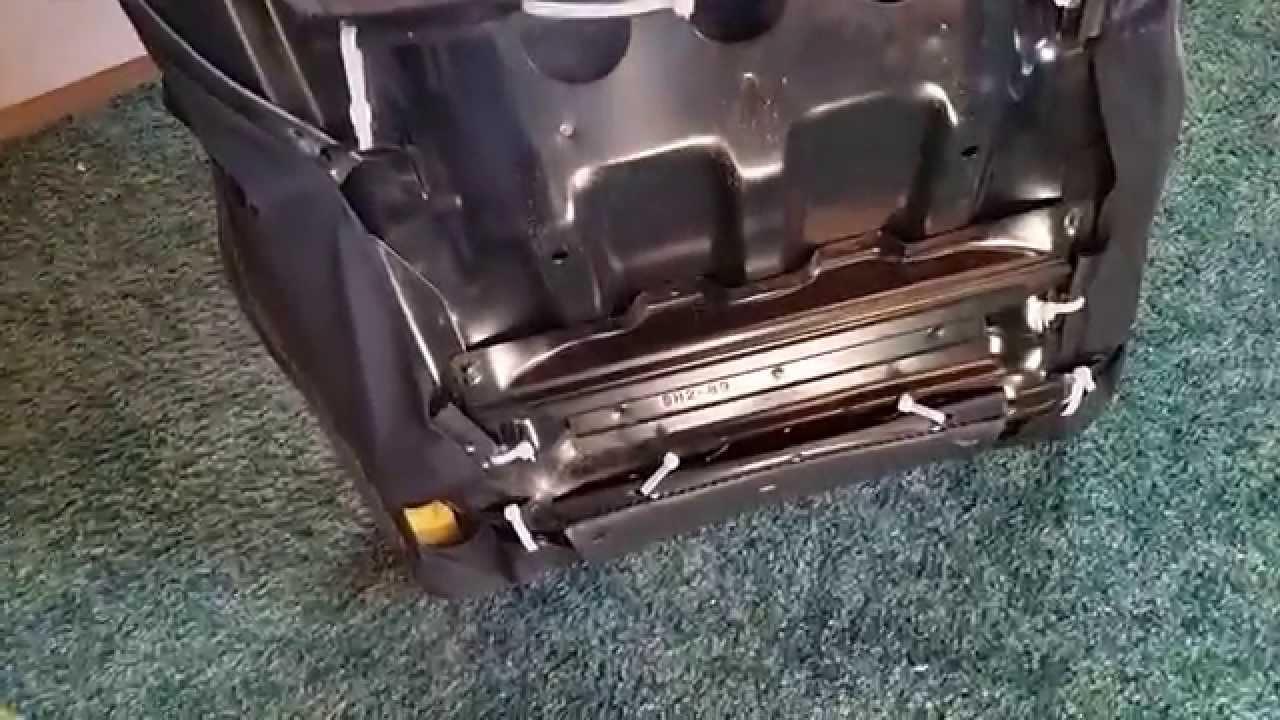medium resolution of crx seat