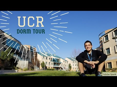 College DORM TOUR | UC Riverside College Advice | Tips