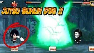 BOM BUNUH DIRI !! / Ninja Heroes Mod Skin