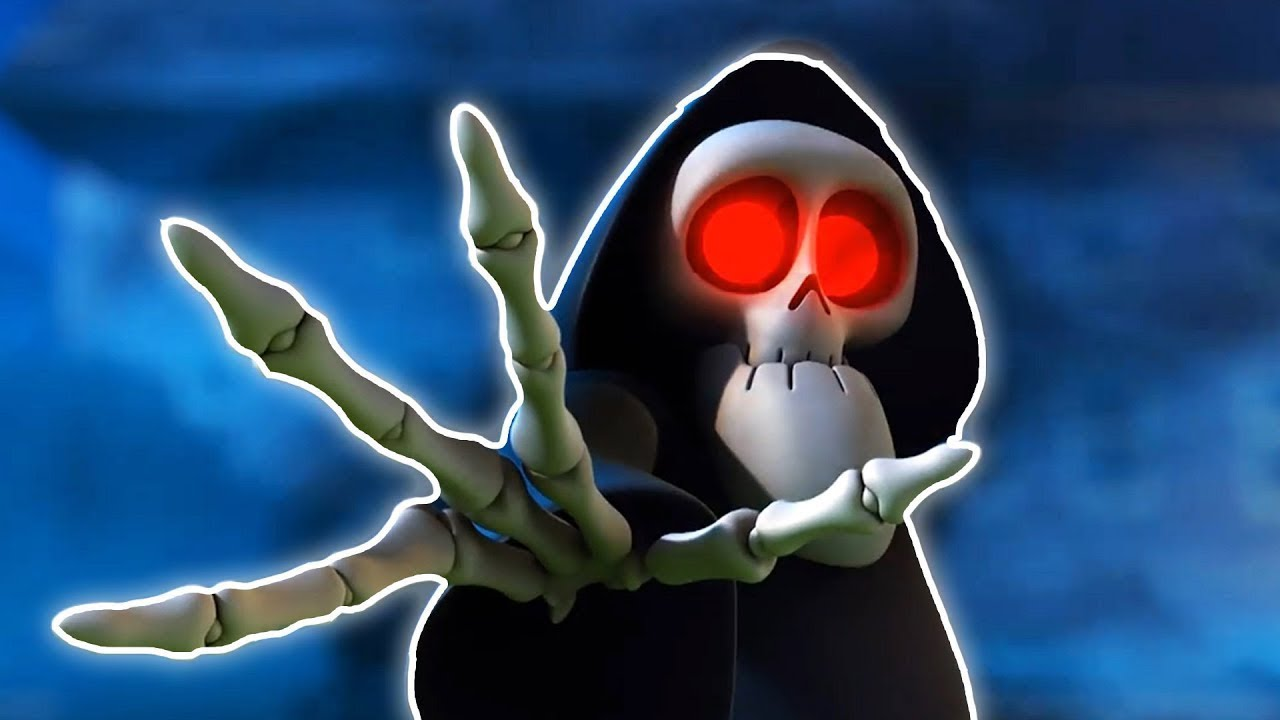 Spookiz  EL PODEROSO PROFESOR  Dibujos animados para nios  WildBrain -  YouTube