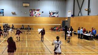 Girls Game 45 QLD v VIC