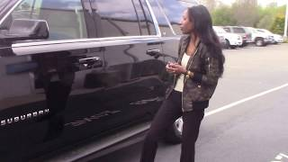 2017 Chevrolet Suburban LT Wilson, NC WalkAround
