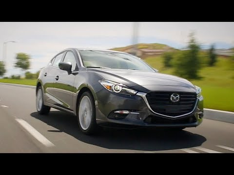 2017 Mazda3 - Review and Road Test