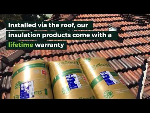 Ceiling Insulation Perth