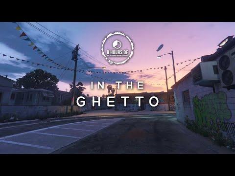Ghetto Sounds white