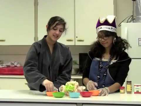 North Pole Middle School Thanksgiving Turkey Galore - ASTE's iDidaContest Submission
