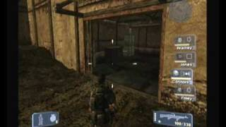 CONFLICT GLOBAL STORM PS2 mission 1