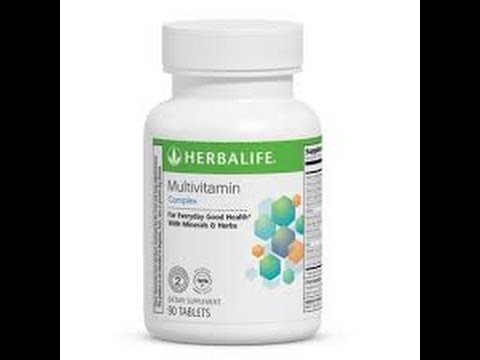 Herbalife Formula 2 Multivitamin Review: Whats In It And How Does It Help?