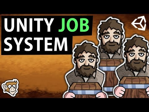 Code Monkey - Getting Started with the Job System in Unity 2019